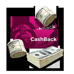 20% Cash Back